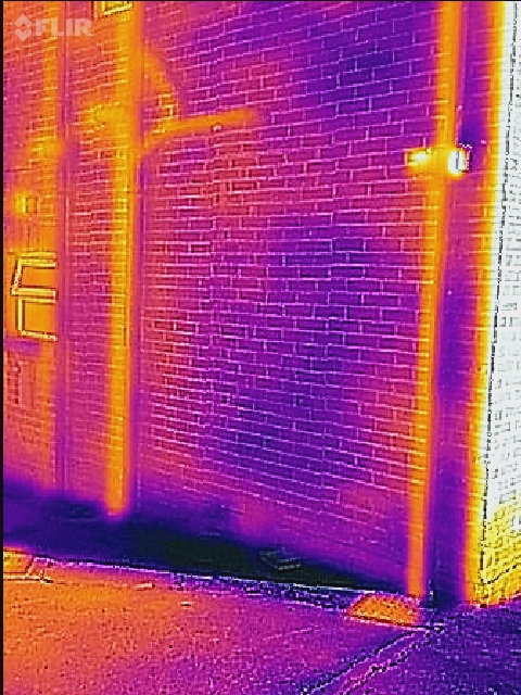 Tennyson Surveying - Thermal Imaging